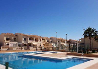 vivienda adosada punta umbría piscinas 2
