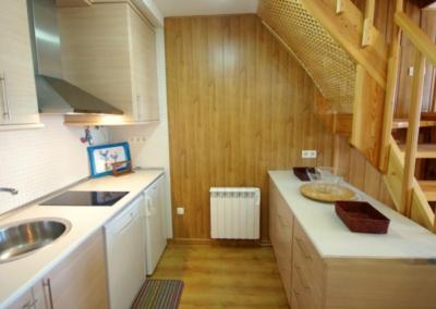 duplex sierra nevada cocina
