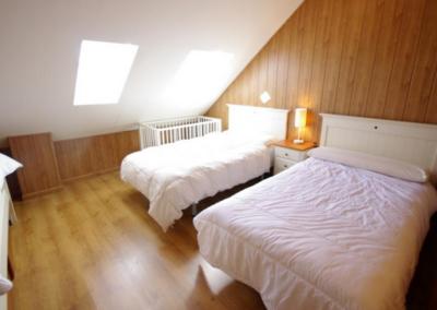 duplex sierra nevada dormitorio 1