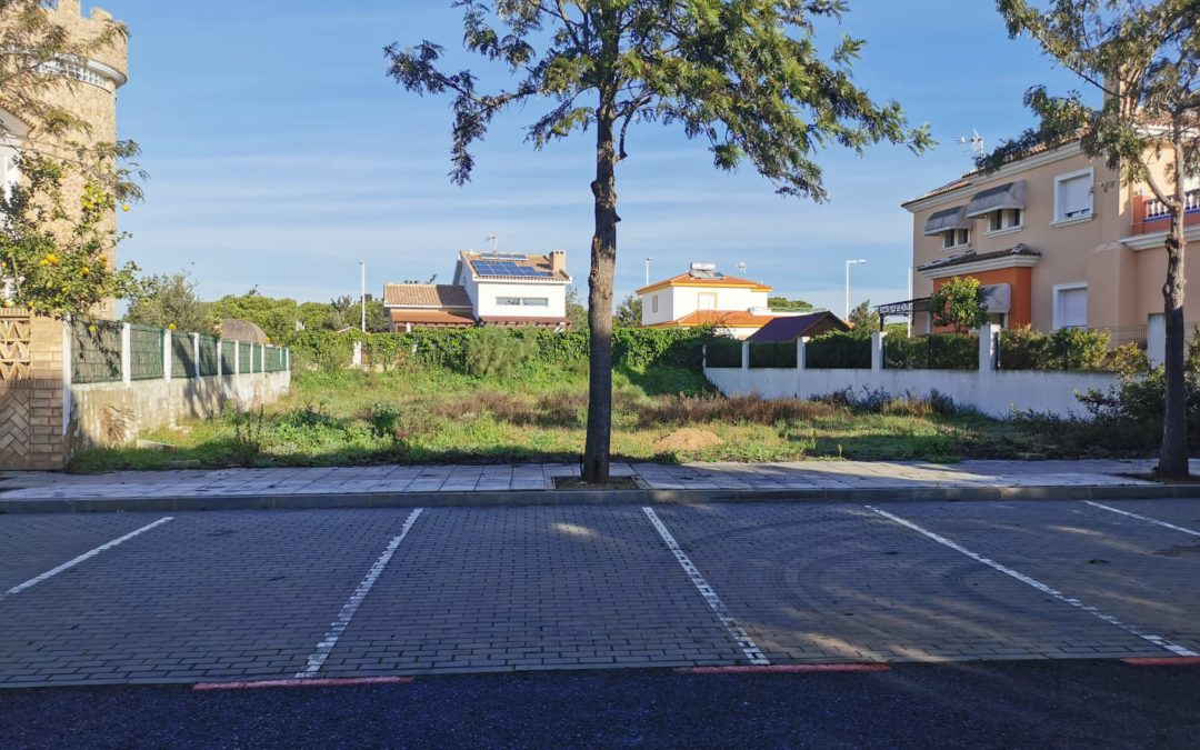 Parcela urbana